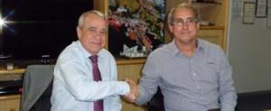 Ghenova y el astillero brasileño Promar sellan una alianza por dos años