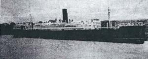 Buque de carga Habana