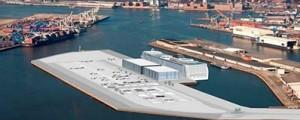 Comienza la construcción de la Cruise Center 3