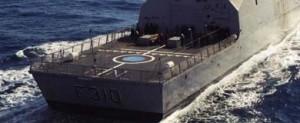Navantia será la encargada del mantenimiento de las fragatas noruegas