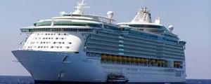 Los diez buques de crucero más grandes del mundo