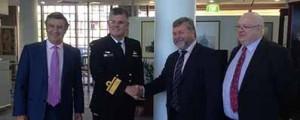 Ultimo contrato entre Navantia y Australia