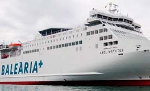 Plan de formación en GNL de Baleària