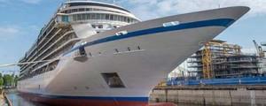 Fincantieri entrega el crucero Viking Star
