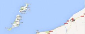 Encalla un petrolero a 200 km de Lanzarote