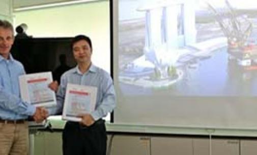 Sembcorp Marine construirá la mayor grúa semisumergible del mundo