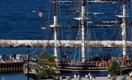 El HMAV Bounty se hunde por culpa del huracán Sandy