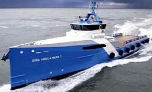 Naviera Integral encarga cuatro buques Sea Axe a Damen
