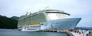 Navantia Cádiz reparará el buque insignia de Royal Caribbean