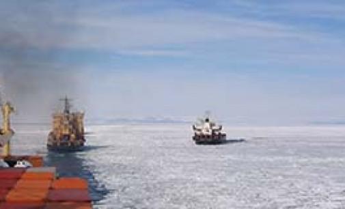 Cálculo de la huella de carbono en el transporte marítimo