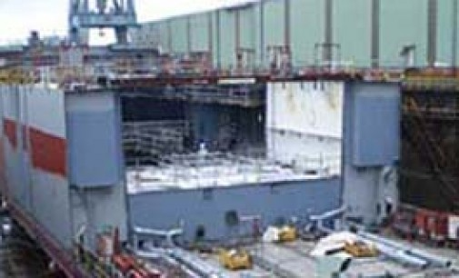 Descienden los pedidos de los astilleros japoneses