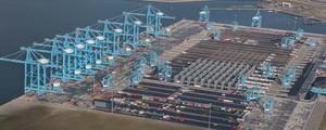 Maasvlakte II: la primera terminal 100% ecológica