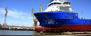 Astilleros Contsa Huelva botó el Oceanic III