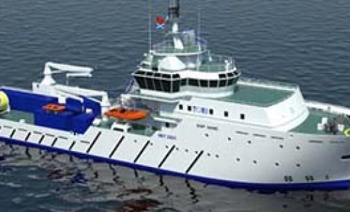 Nuevo buque de investigación para Taiwán