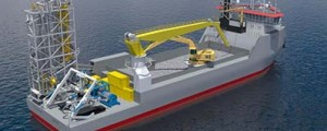 Jan De Nul encarga dos buques multipropósito