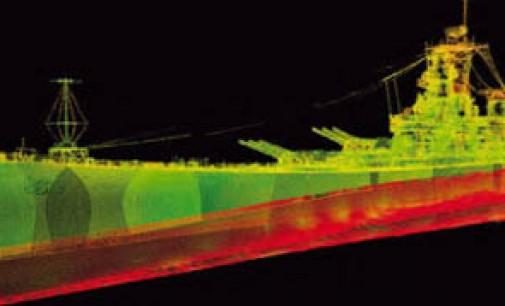 Jornada de Láser Escáner en Aplicaciones Navales