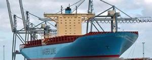 Nueve portacontenedores más para Maersk Line