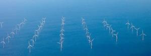 Iberdrola y Repsol,entre los adjudicatarios de 5.000 MW marinos en Reino Unido