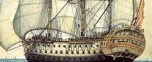 El Museo Naval de Madrid exhibirá la maqueta de la Mercedes