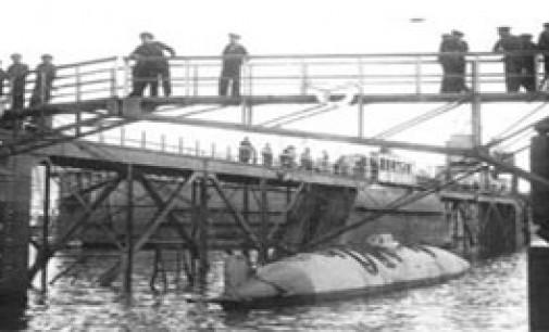 Los 10 primeros submarinos de la historia