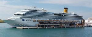Los diez puertos con mayor tráfico de cruceros del pasado 2012