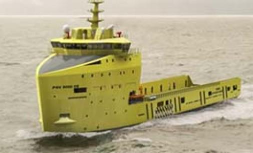 Botadura del PSV Atlantic Shrike