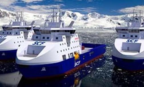 Nuevo buques multipropósitos rompehielos