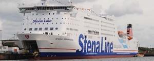 Stena Germania, primer ferry propulsado con metanol