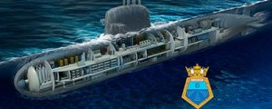 La Marina de Brasil dispondrá en 2025 de su primer submarino nuclear