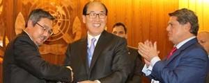 España presidió la 29ª Asamblea de la OMI