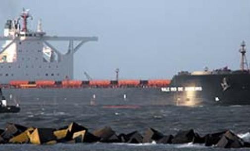 Cuatro puertos chinos ya pueden recibir Valemaxes