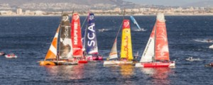 La Volvo Ocean Race celebra sus victorias