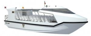 Gondán construirá un barco de pasaje para la Diputación de Toledo