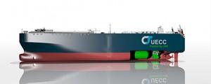 Primer RORO Pure Car/Truck equipado con LNG