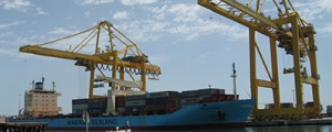 Nueva terminal de contenedores en Algeciras