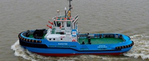 Damen entrega 4 remolcadores a ARC Towage