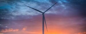 Turbina offshore para uso onshore
