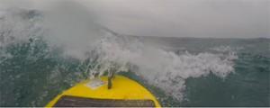 Robots Waveglider investigan la vida marina