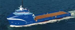 Botado el primer LNG-OSV en USA