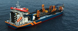 La Naval construirá dos dragas para Van Oord