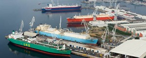 Estudio del sector naval en la UE