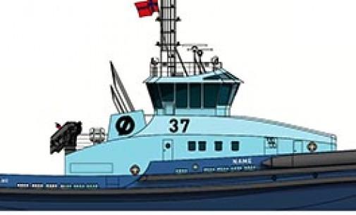 Remolcadores propulsados por LNG con sistema Wärtsilä