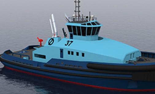 Gondán construirá tres remolcadores para Noruega