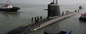 Submarinos tipo Scorpene para la India