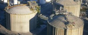 Bahía de Bizkaia Gas Inaugura su tercer tanque