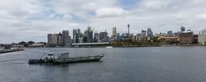 Navantia entrega a Australia el segundo lote de lanchas LLC