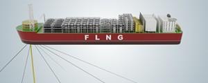 Comienza la construcción de PFLNG 2