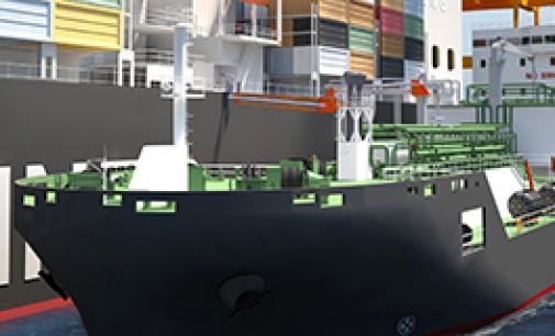 Nuevo buque de Shell para Bunker de LNG