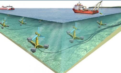 Escocia comenzará la construcción del primer parque mareomotriz