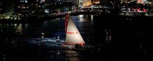 Mapfre gana la 4ª etapa de la Volvo Ocean Race